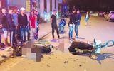 Tin tai nạn giao thông mới nhất ngày 18/9/2020: Xe máy tông nhau trong đêm ở Sa Pa, 2 người chết