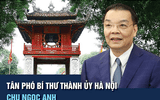 Tin trong nước - Chân dung tân Phó bí thư Thành ủy Hà Nội Chu Ngọc Anh