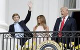 """Barron Trump: Quý tử đẹp trai, khí chất và sở trường chơi thể thao """"cực đỉnh"""""""