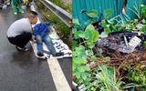 Tin trong nước - Hà Nội: Chạy xe không quan sát, nam thanh niên bị tàu hỏa tông chết