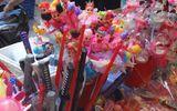 Đời sống - Thị trường đồ chơi Trung thu: Nguy hiểm rình rập khi đồ chơi kém chất lượng tràn lan