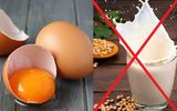Đời sống - Đừng dại ăn 7 thực phẩm này với trứng, hại ngang dùng thuốc độc