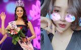 """Tin tức giải trí - Cận cảnh nhan sắc nàng hoa hậu """"ngậm thìa vàng"""", vướng tin đồn hẹn hò Lee Min Ho"""