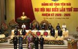 Đời sống - Đại hội Đảng bộ tỉnh Yên Bái khóa XIX, nhiệm kỳ 2020 - 2025 thành công tốt đẹp