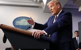 Tin thế giới - New York Times: Tổng thống Trump không đóng thuế trong 10 năm