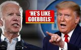 Tin thế giới - Ông Biden so sánh Tổng thống Trump với bộ trưởng tuyên truyền Đức Quốc xã
