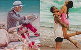 """Cộng đồng mạng - 7749 concept chụp ảnh của vợ chồng Minh Nhựa đều toát ra """"mùi của giới siêu giàu"""", dân mạng được phen """"rửa mắt"""""""