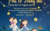 Trẻ em được tặng vé bay Bamboo Airways miễn phí nhân dịp Trung thu