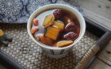Ăn - Chơi - Chè khoai lang táo đỏ đẹp da, chống cảm cúm, ăn 1 bát lại muốn ăn 2