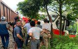 Tin tai nạn giao thông mới nhất ngày 30/9/2020: Tàu hỏa tông ô tô chở gần 40 học sinh ở Hà Nội