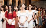 """Ngắm nhan sắc """"hoa nhường nguyệt thẹn"""" của các thí sinh tham dự vòng sơ khảo phía Bắc Hoa hậu Việt Nam 2020"""