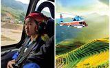 Chuyện học đường - Đạt thành tích học tập xuất sắc, nữ sinh H'Mông được đi trực thăng ngắm mùa vàng tại Mù Cang Chải