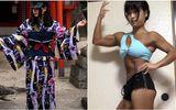 Cộng đồng mạng - Nàng Lolita Nhật Bản để lộ hình thể cơ bắp như vận động viên cử tạ