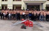 """Vụ 2 băng nhóm giang hồ """"dàn trận"""" hỗn chiến ở Biên Hòa: Vợ chồng Hưng """"xăm"""" bị tạm giữ"""