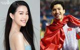 Gần 1 tháng sau tin đồn chia tay, Đoàn Văn Hậu lại dính nghi vấn hẹn hò thí sinh Hoa hậu Việt Nam 2020