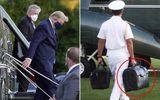 """""""Vật bất ly thân"""" được Tổng thống Trump đem theo vào bệnh viện là gì?"""