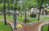 Ninh Thuận: Bé gái tử vong khi chơi trong công viên, nghi do điện giật