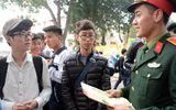 Điểm chuẩn các trường khối quân đội 2020: Học viện Quân y cao nhất là 28,65 điểm