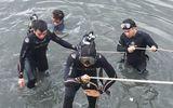 Vụ người đàn ông nhảy cầu Nguyễn Văn Cừ xuống kênh Tàu Hủ: Tìm thấy thi thể nạn nhân