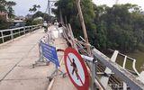 """Vụ ô tô lao xuống sông, 5 người tử vong ở Nghệ An: Chiếc cầu treo có """"tuổi đời"""" 33 năm"""