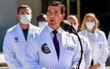 Bác sĩ riêng điều trị cho Tổng thống Trump là ai?