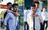 """Nam sinh 10 năm cõng bạn đến trường: """"Dù ĐH Y Hà Nội có đặc cách, em cũng xin từ chối"""""""