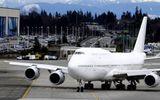 """Chùm ảnh: Những khoảnh khắc đẹp nhất của """"nữ hoàng bầu trời"""" Boeing 747"""