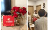 Matt Liu bị chê tặng quà kém tinh tế, mẹ Hoa hậu Hương Giang có hành động bất ngờ