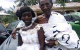 Cụ ông 106 tuổi cưới vợ trẻ kém tận 71 tuổi, sinh thêm được 4 người con