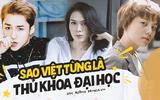 """Những sao Việt từng là thủ khoa đầu vào đại học: Nam ca sĩ """"hot"""" nhất showbiz chỉ mất 1 tháng để ôn thi"""
