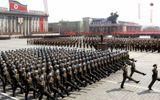"""Triều Tiên tập dượt cuộc duyệt binh lớn nhất lịch sử, có thể """"trình làng"""" tên lửa đạn đạo xuyên lục địa?"""