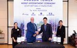 City Garden Thủ Thiêm ký kết hợp tác với 4 nhà phân phối lớn cho Hudson Tower thuộc dự án The River