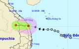 Bão số 6 suy yếu thành áp thấp nhiệt đới, gió giật cấp 9