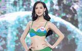 """""""Bỏng mắt"""" với phần trình diễn bikini khoe đường cong nuột nà của thí sinh Hoa Hậu Việt Nam 2020"""