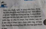 """Bài toán lớp 3 """"Chọn tay có kẹo"""" khiến phụ huynh cũng toát mồ hôi: Dạy con thế nào cho đúng?"""