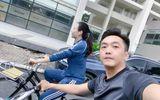 """Không đi phượt cùng hội bạn đại gia xế khủng, Cường Đô La bên vợ chơi """"siêu xe"""" mới"""