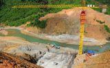 Thừa Thiên - Huế: Sạt lở thủy điện, hơn 10 công nhân mắc kẹt