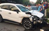 Vụ xe Mazda đâm liên hoàn 10 phương tiện, 1 người chết ở Hà Nội: Tài xế 18 tuổi khai mượn ô tô của anh rể