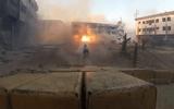 Tình hình chiến sự Syria mới nhất ngày 14/10: Đoàn tăng T-72 Syria bắn phá tuyến phòng ngự phiến quân