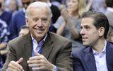 """Bầu cử Mỹ 2020: Lộ bằng chứng về """"mặt tối"""" của cha con ông Joe Biden tại Ukraine"""