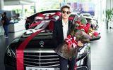 Tin tức giải trí - Bóc giá xế hộp Mercedes-Benz E200 được Vũ Cát Tường lựa chọn