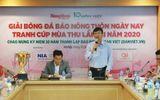 Thể thao - Giải bóng đá NTNN/Dân Việt lần thứ 12: Hướng về miền Trung lũ lụt