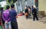 """Vụ sát hại vợ và """"tình địch"""" tại phòng trọ ở Bắc Giang: Nghi phạm ôm mìn tự sát ở vườn cây"""