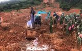 Vụ sạt lở núi, vùi lấp 22 cán bộ chiến sĩ Đoàn 337: Đã tìm thấy toàn bộ thi thể