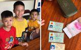 Việc tốt quanh ta - Học sinh lớp 3 ở Yên Bái nhặt được ví trả người đánh mất