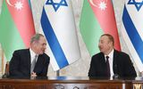 """Tin thế giới - Lý giải nguyên nhân Israel cung cấp vũ khí cho Azerbaijan dù là """"bạn tốt"""" của Armenia"""