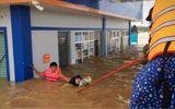 Tin trong nước - Quảng Bình: Phát hiện thi thể người đàn ông khi nước lũ rút dần