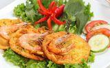 Ăn - Chơi - Bánh tôm Hồ Tây thơm ngon giòn rụm, ăn một lần không thể nào quên