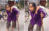 Việc tốt quanh ta - Video: Xúc động cụ bà 80 tuổi cõng bão tải quần áo và mì tôm cứu trợ miền Trung