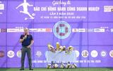 """Xã hội - Zila Water tài trợ nước uống trên sân cho giải bóng đá """"Báo chí đồng hành cùng doanh nghiệp lần 3"""""""